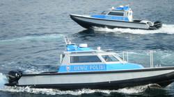 10 m Police Boat
