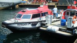 10 m Service Boat