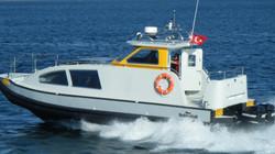 11 m Police Boat