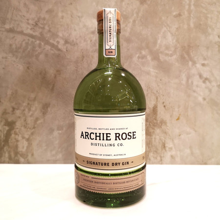 Archie Rose Distilling Co. Signature Dry Gin 700ml