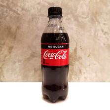 Coca Cola No Sugar 390ml