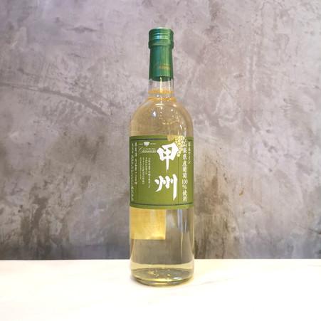 Chanmoris Yamanashi ken san Koshu White Wine 720ml