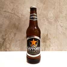 Sapporo Premium Beer 355mL