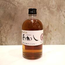 "White Oak, Akashi ""Black"", Japanese Whisky Blend 500ml"