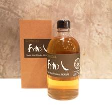 White Oak, Akashi, Signature Single Malt, Single Malt Japanese Whisky 500ml