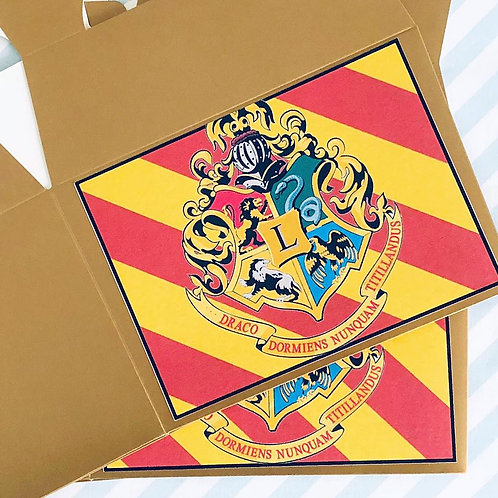 Harry Potter Food Boxes