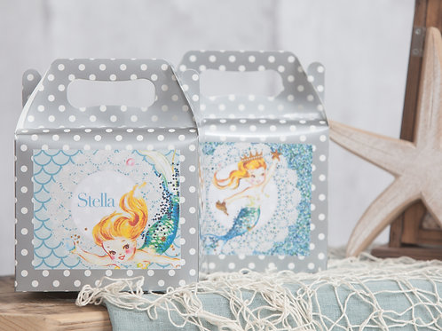 Mermaid Food Box