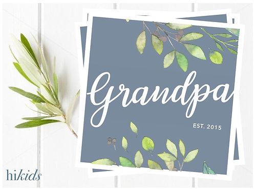 Father's Day Card- Grandpa