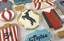 Greatest Showman Cookies