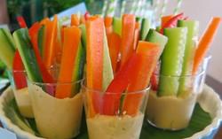 Herbivore snacks