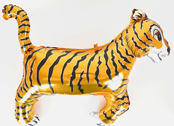 Tiger balloons