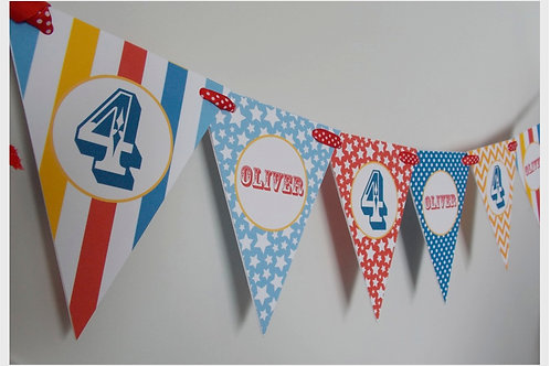 Carnival Party Bunting
