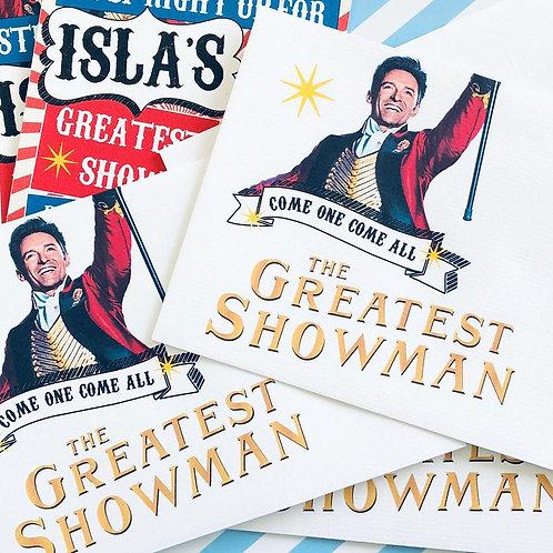 Greatest Showman Envelopes