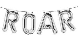 Roar balloons