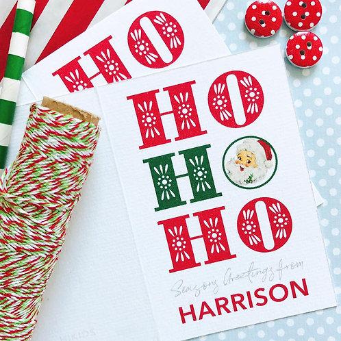 Kids Christmas Card Pack