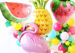 Tropical balloons