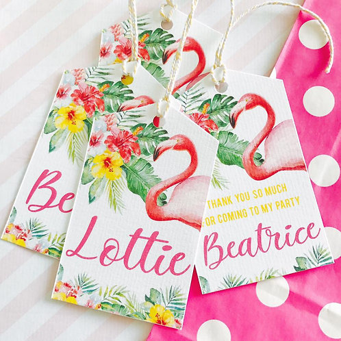 Tropical Party Bags