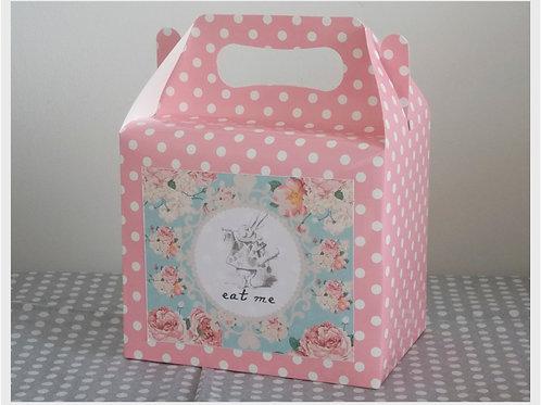 Alice in Wonderland Food Box (standard)