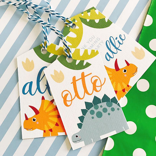 Dinky Dino Party Bags