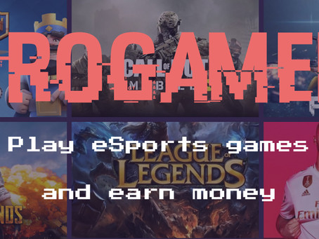 Welcome to ProGamer.app | Play esports games and earn money