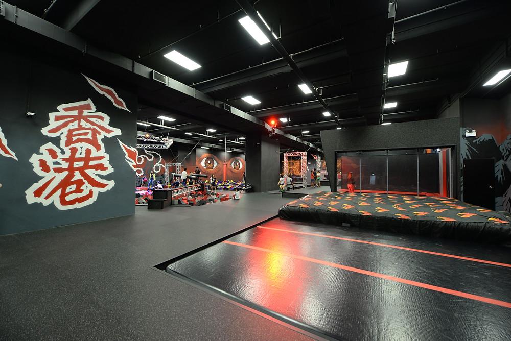 Ryze Ninja Park