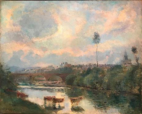 Lebourg, Albert