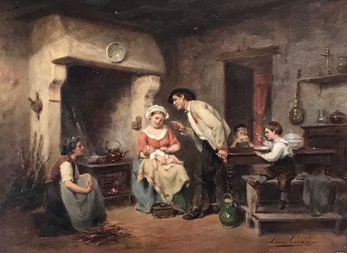 Caille, Léon Emile