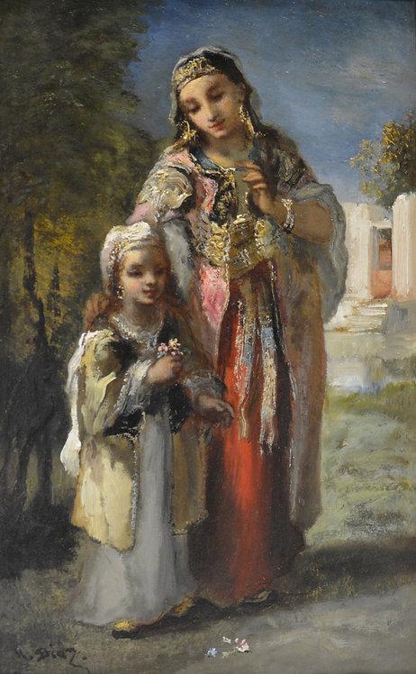 Diaz de la Pena, Narcisse Virgile