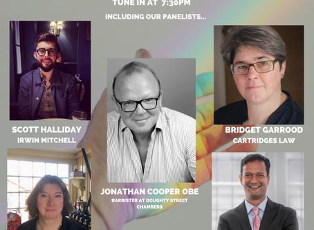 QLT Pride Week Panel Throwback