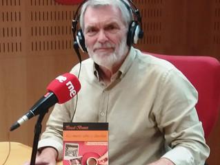 LA MUERTE SABÍA A CHOCOLATE en el programa Sexto Continente de Radio Nacional de España