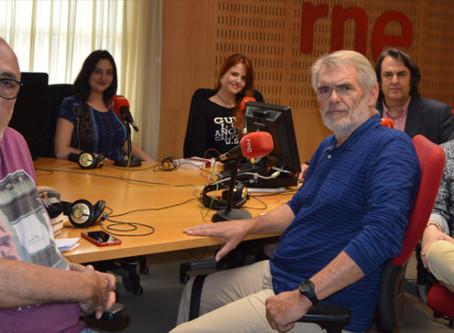 Pascal Buniet en Radio Nacional de España, Radio exterior: Sexto continente.