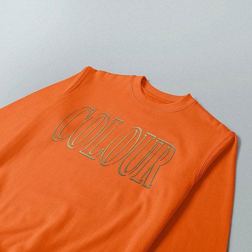 Embroidered Sloppy Sweat'e (pre-order)