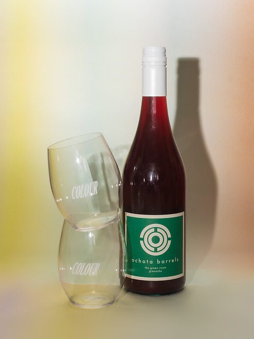 Colour Park Packs (One Wine, Two Cups)