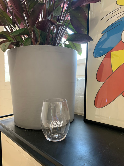 Colour Stemless Wine (Polycarbonate)