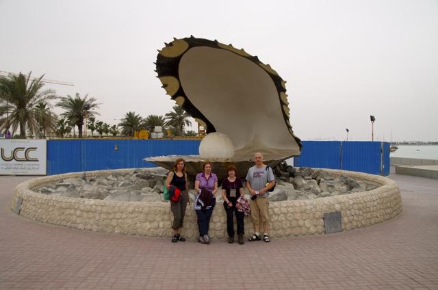 В Дохе