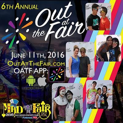 All's Fair; be healthy and still have fun at San Diego County Fair.