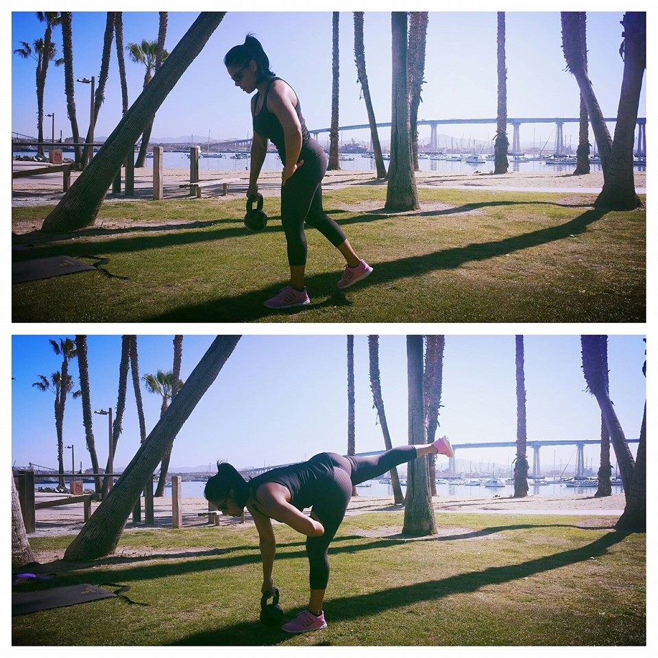 Personal Training, San Diego Outdoor