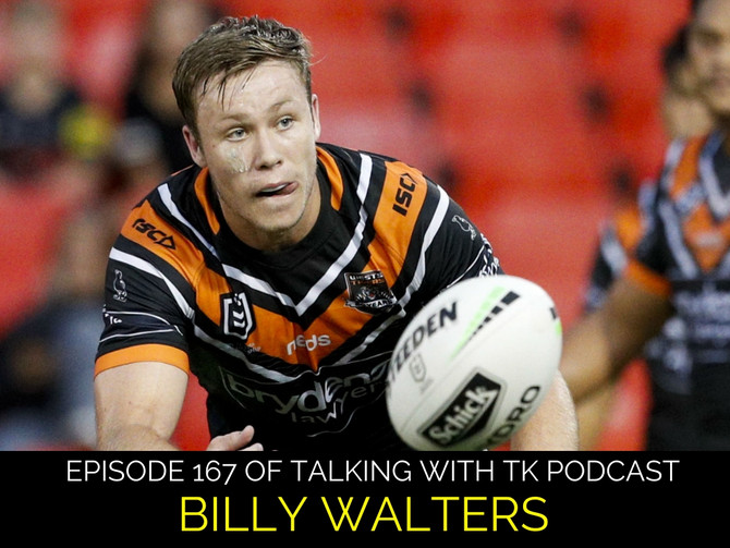 Episode 167 - Billy Walters