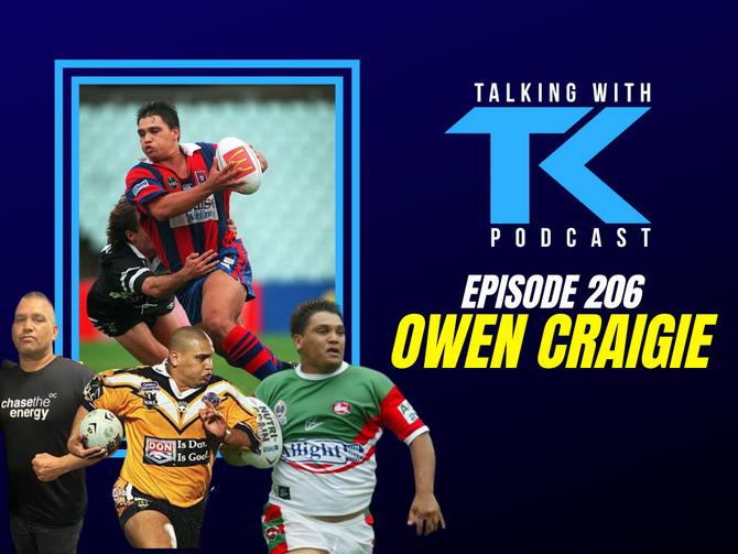 Ep 206: Owen Craigie