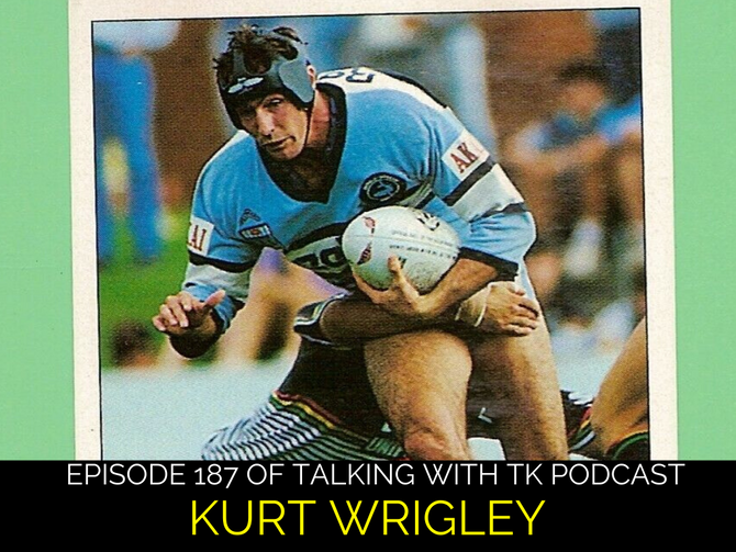 Episode 187 - Kurt Wrigley