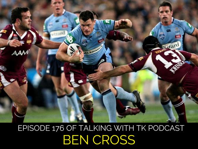 Episode 176 - Ben Cross