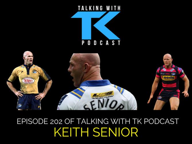 Episode 202 - Keith Senior