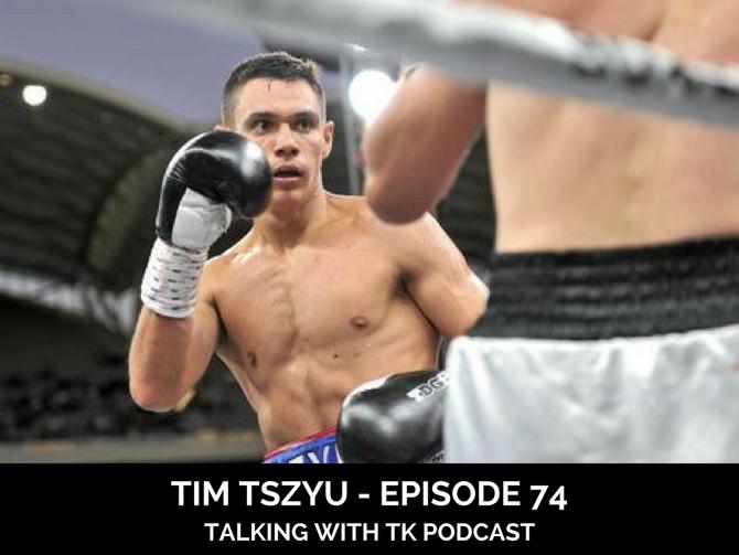 Episode 74 - Tim Tszyu