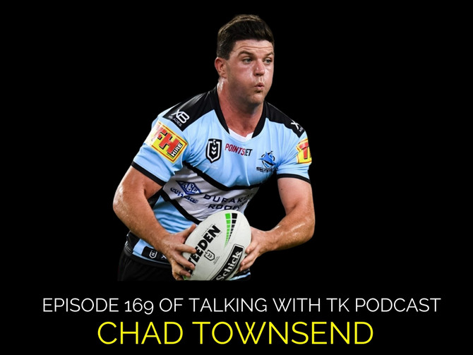Episode 169 - Chad Townsend