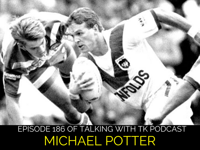 Episode 186 - Michael Potter