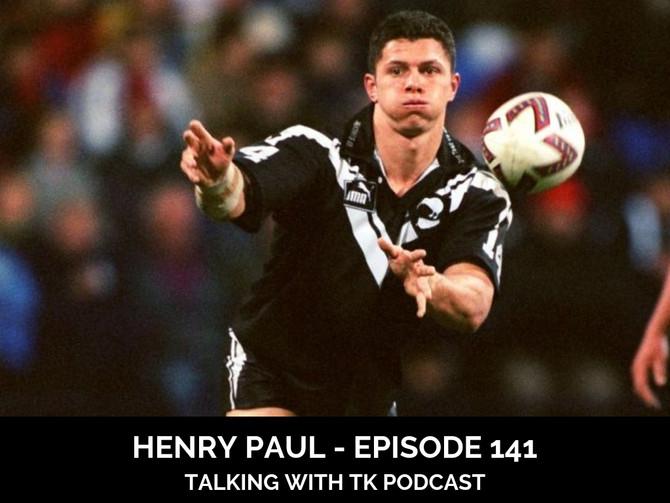 Episode 141 - Henry Paul