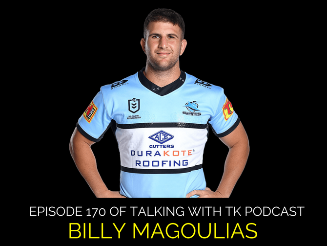 Episode 170 - Billy Magoulias