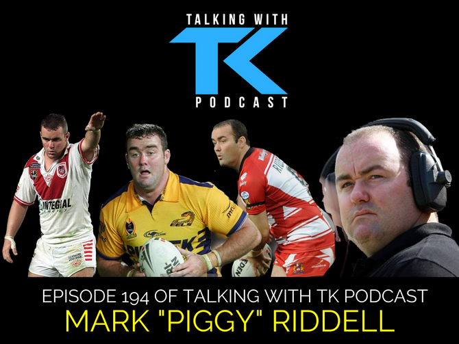 "Episode 194 - Mark ""Piggy"" Riddell"