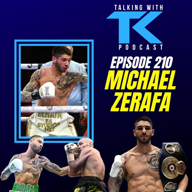 Episode 210: Michael Zerafa