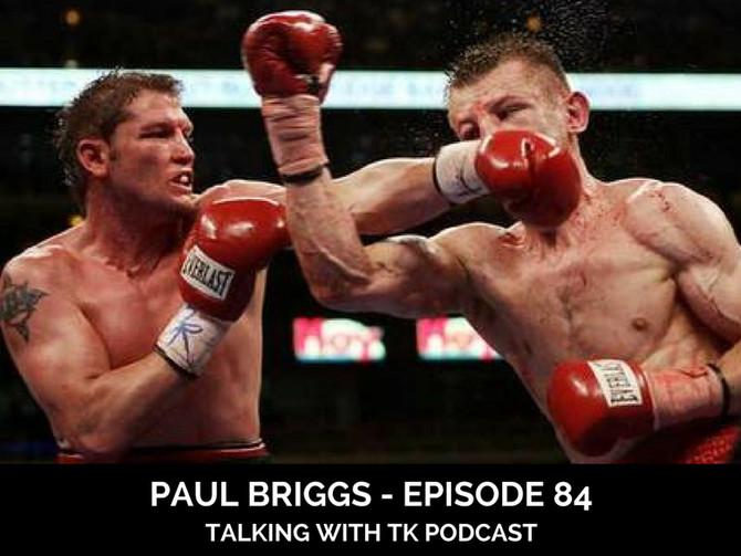 Episode 84 - Paul Briggs